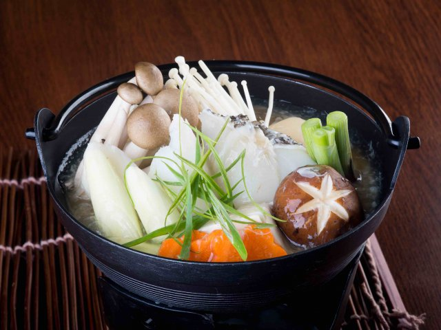 Yosenabe - Japanese Hot Pot